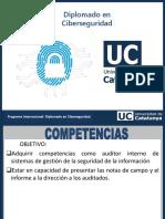 CISECcp Auditoria en Sistemas de Informacion