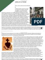 La Masacre Anti católica de La Vendée