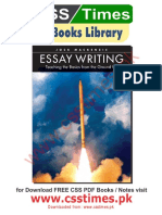 Essay Writing Teaching the Basics from the Ground Up downlaoded from CSSTimes.pdf