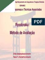 Ryodoraku_ Método de Avaliação
