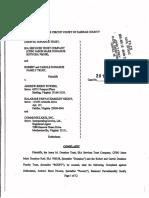 Clique Donahue v. Communiclique Complaint 1