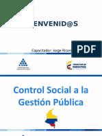 Control Social a La Gestión Pública P1