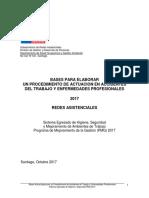 Bases Para Un Procedimiento at y EP Sistema HSMAT PMG 2017