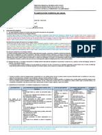 3. Planificacion Curricular 2019 - PCA, UDA y Sesiones - Comunicación 5° grado