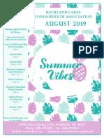 August 2019 Herald