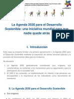 Clase ODS - Cumbre Global de Discapacidad