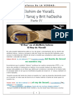 4. IHVH YESHUA - El Elohim de Israel Entre El Tanaj y El Brit HaDasha - Parte IV - El Meleh de YisraEL