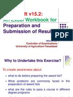 PresentationAwardSoft v15.2