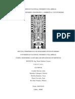 parametros quimicos fisicos del agua
