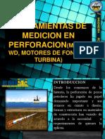 Perforacion LWD, mwd