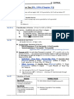 Service TaxS65_Basic Provisions