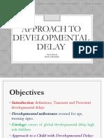 Approach to Developmental Delay training module