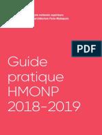 Guide pratique HMONP