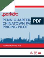 Park DC Pricing Pilot