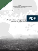 Projeto Urbano, paisagem e representação.PDF