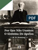 William R. Downing - Por Que Não Usamos Sistemas de Apelo.pdf