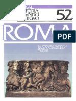 Fernandez Urbina, Jose. - El Imperio Romano Bajo La Anarquia Militar [1990]