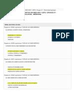 1ª Parcial de Otorrinolaringologia 2 1 1 1