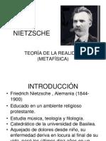 Nietzsche Realidad