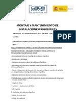 Montaje y Mantenimiento de Instalaciones Frigoríficas (1)