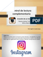Creación de Un Instagram e Instabook