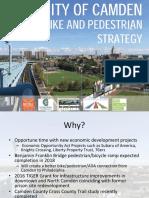 Camden Bike and Pedestrian Strategy 2019 Update