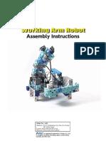Working Arm Robot - Arduino