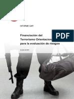 Guía Financiamiento Al Terrorismo