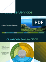 Cliclo de vida de servicios