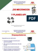 Sellos Mecánicos y Plan de Sello Pmrt Jul
