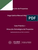Caso Dirección Estratégica de Proyectos - PMO en la BNV - MAVG