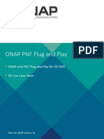ONAP PNF Plug and Play