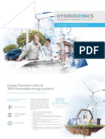 Renewable Hydrogen Brochure