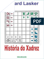 História Do Xadrez - Edward Lasker (2)