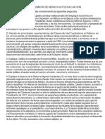 PROBLEMAS SOCIOECONOMICOS DE MEXCIO