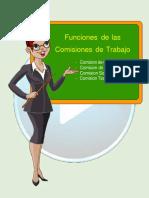 Funciones de Las Comisiones Internas de Trabajo
