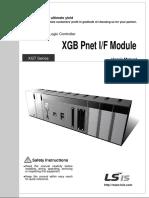 manual de usuario de PLC XGT Series