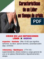 Liderazgo en Crisis