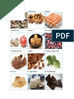Alimentos Rural y Urbana
