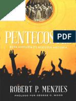 Menzies, Robert. Pentecostes, Esta Historia Es Nuestra_unlocked