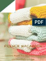 French macaroon