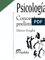 Conceptos Psicologia