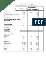 PATAZ_Presupuesto Cultivos Andinos_nivel Tecnológico Medio_2013