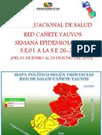 Sala Situacional Junio-2019