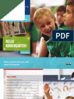 Hello Kindergarten Booklet (1)