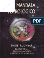 ASTROLOGIA HINDU- MANDALA ASTROLOGICO