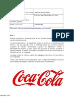 actividad 1 operaciones logisticas y cadenas de suministro globales