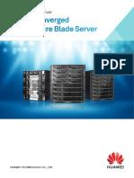 Huawei E9000 Blade Server Data Sheet