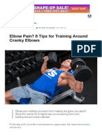 Elbow Pain_ 6 Tips for Training Around Cranky Elbows _ Muscle & Strength