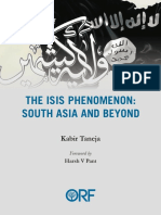 ORF Monograph ISIS Final
